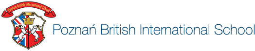 Poznań British International School Logo